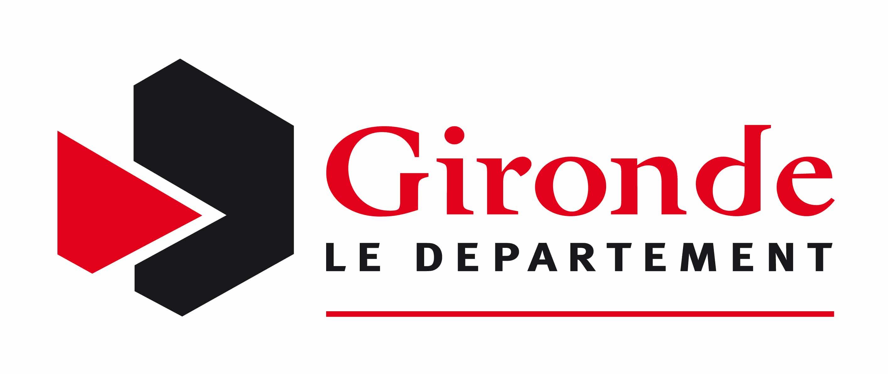 département Gironde - partenaire